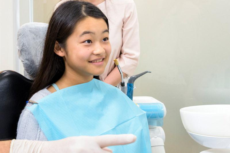 子供が歯医者さんに通えるようになるために